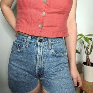 Levi's Shorts - Vintage Levi's Cutoffs Mom Shorts